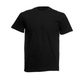 Koszulka z Twoim nadrukiem - czarna / szara