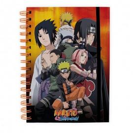 Notes - Naruto