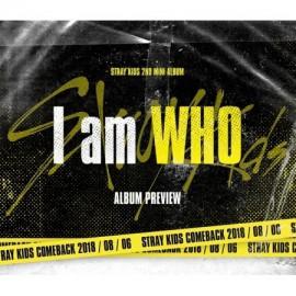 Stray Kids - I am WHO [2nd mini album]