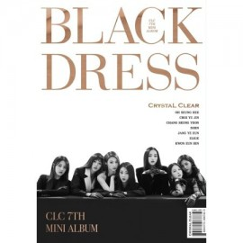 CLC - Black dress [7th mini album]