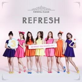 CLC – REFRESH (3RD MINI ALBUM)