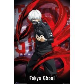 Duży plakat - Tokyo Ghoul