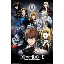 Duży plakat - Death Note v2