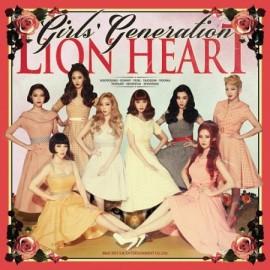GIRLS' GENERATION – VOL.5 [LION HEART]