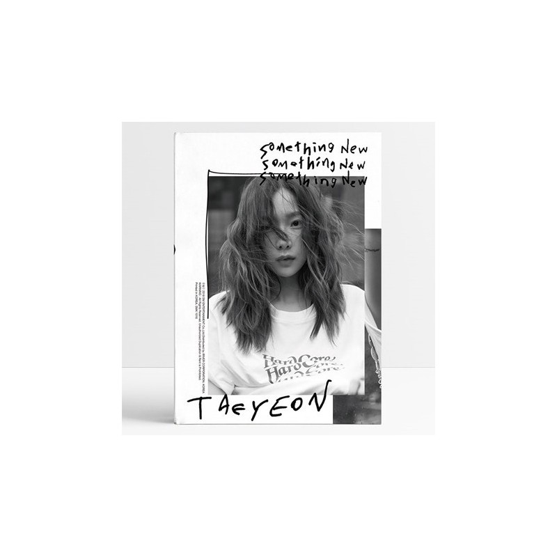 TAEYEON – SOMETHING NEW
