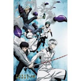 Duży plakat - Tokyo Ghoul:re