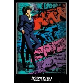 Duży plakat - Cowboy Bebop