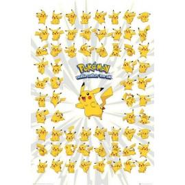 Duży plakat - Pokemon v4