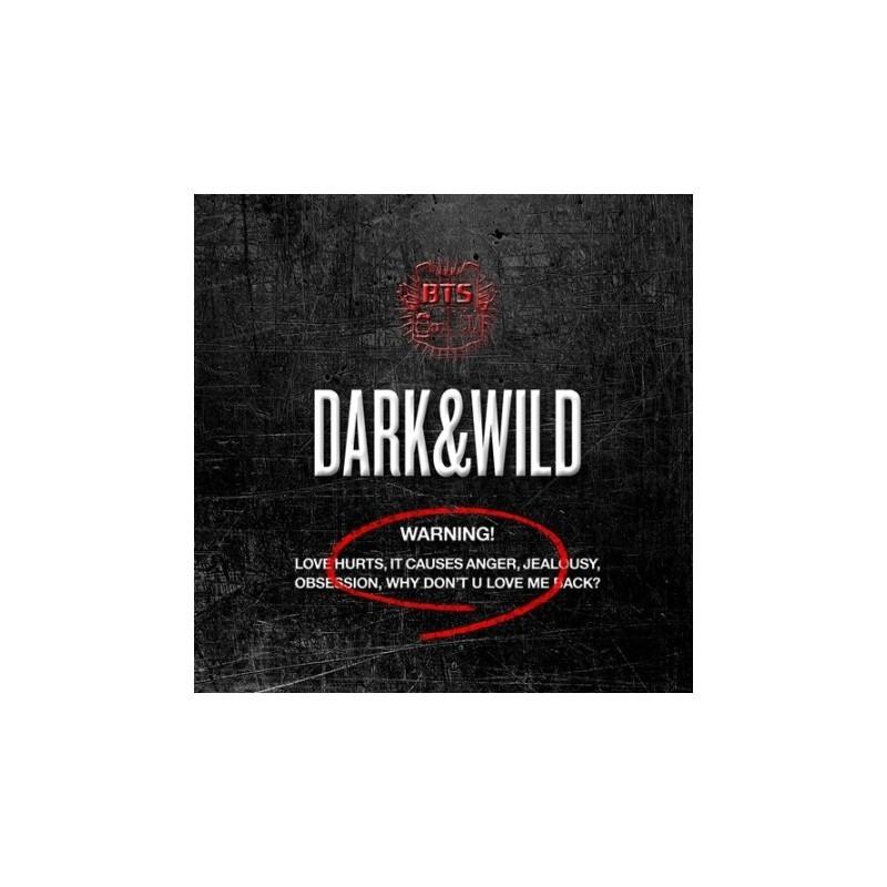 BTS – VOL.1 [DARK & WILD]