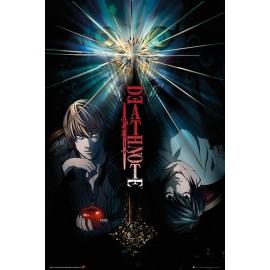 Duży plakat - Death Note v3