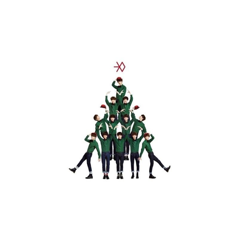 EXO – MIRACLES IN DECEMBER : KOREAN VER
