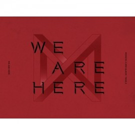 MONSTA X – Vol.2 Take.2 [We are here] sklpe Kpop