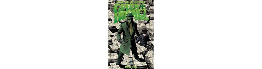 Green Hornet - zielony szerszeń