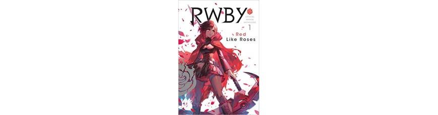 Rwby: Official Manga Anthology (Eng.)